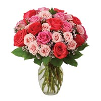 Sweetest Rose Bouquet - Pink (BF235-11)